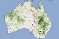 A Summer of Rain Paints Eastern Australia Green
