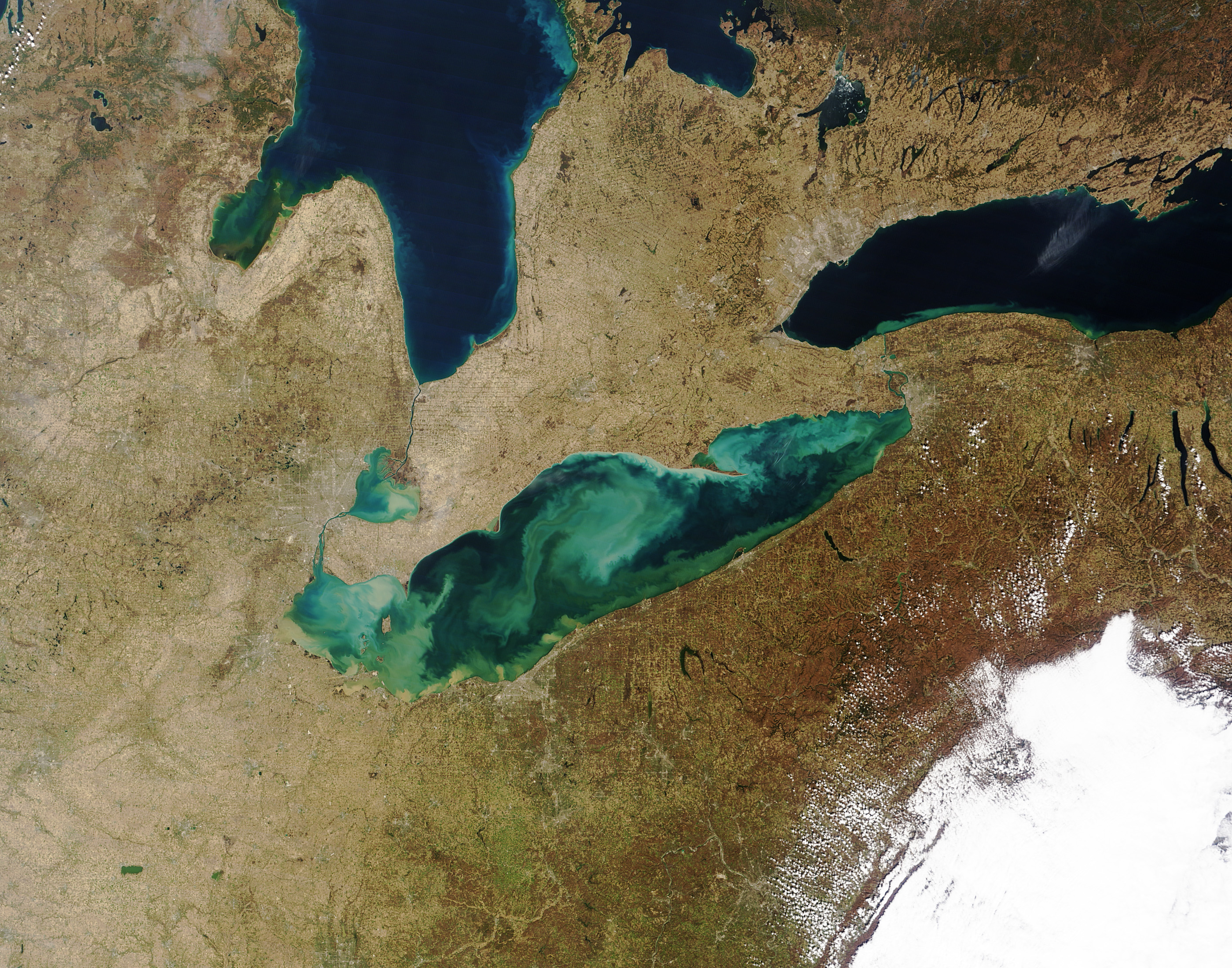 Lake Erie, Stirred Up  - related image preview