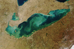 Lake Erie, Stirred Up  - selected image