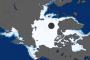 Arctic Sea Ice Maximum 2012