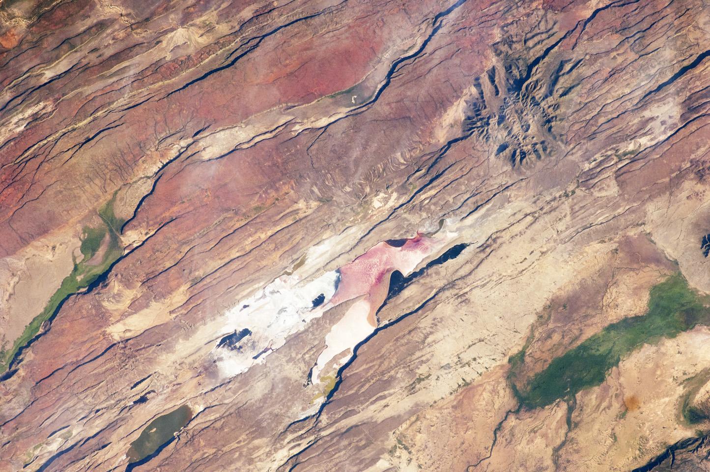 East African Rift Valley Kenya