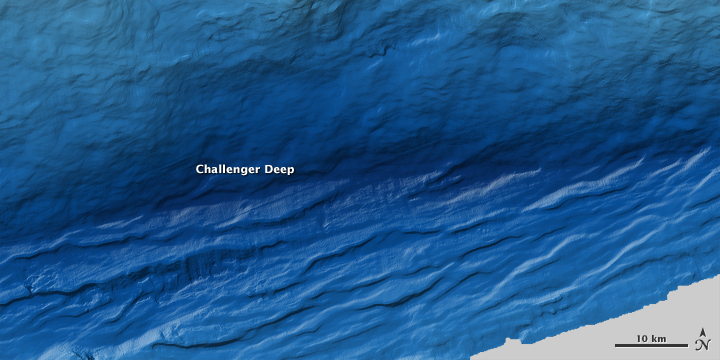 New View of the Deepest Trench