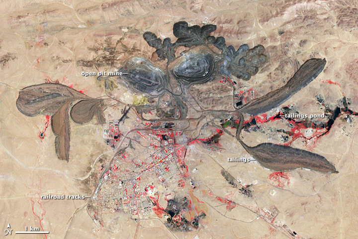 Rare Earth in Bayan Obo - related image preview