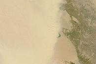 Dust over Iraq