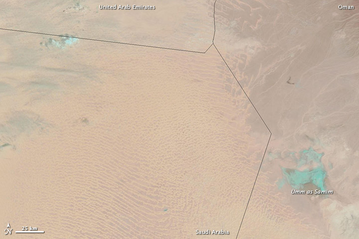 Flooding on the Arabian Peninsula