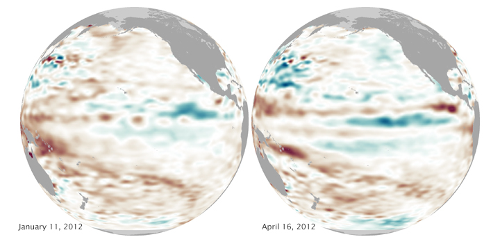 La Niña comes to a close