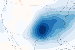 """Warming Hole"" Over the Eastern U.S. Due to Air Pollution"