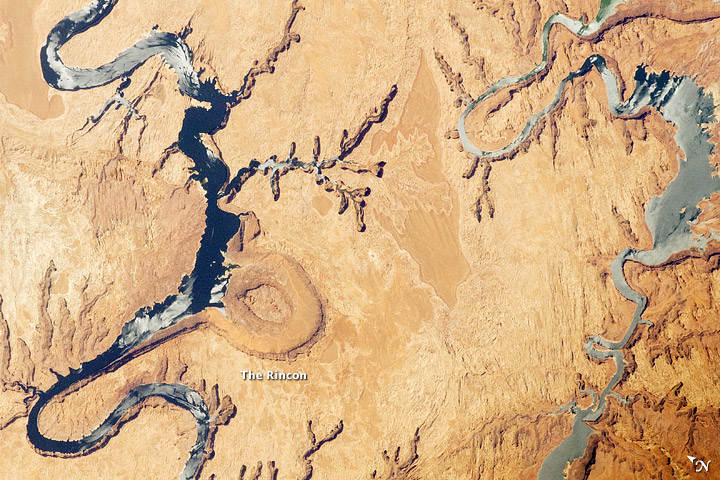 Lake Powell and The Rincon, Utah - related image preview