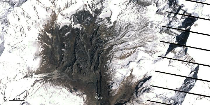 Landslide and Deadly Flood in Nepal