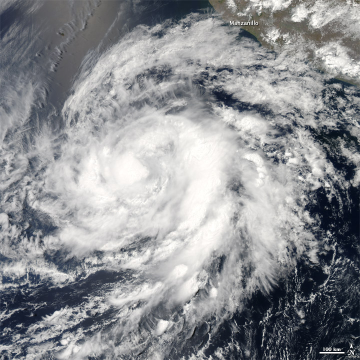 Tropical Storm Bud