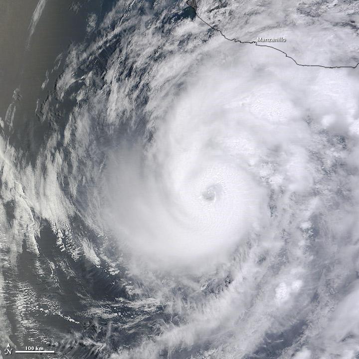 Hurricane Bud