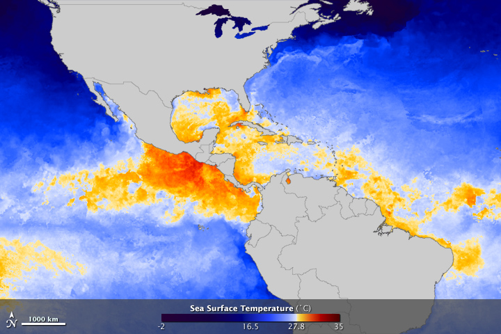 State of the Sea at the Start of Hurricane Season - related image preview
