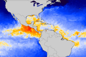 State of the Sea at the Start of Hurricane Season - selected image