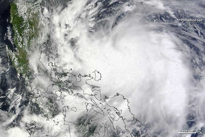 Tropical Storm Mawar