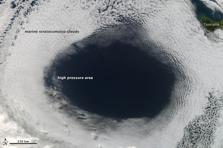 "An Australian ""Anti-storm"""