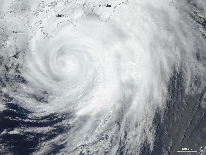 Tropical Storm Guchol