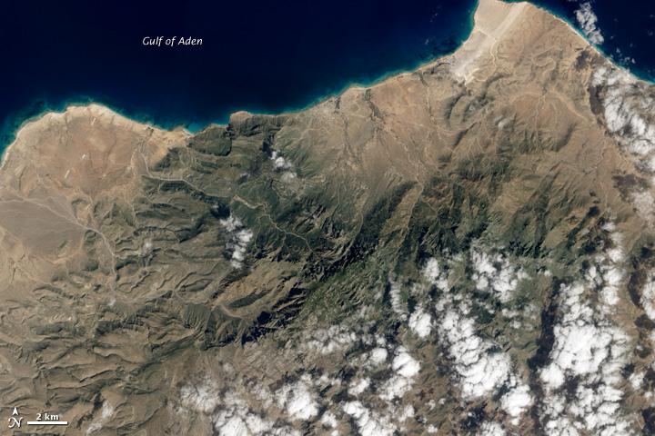 Hajhir Mountains, Socotra Island, Yemen