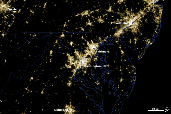 Power Outages in Washington, DC Area - related image preview