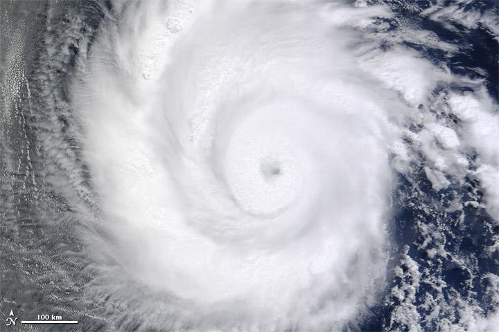 Hurricane Emilia