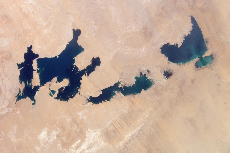 Toshka Lakes, Southern Egypt