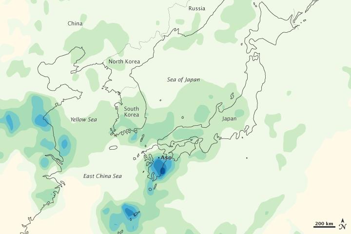 Heavy Rains in Kyushu, Japan on aomori prefecture japan map, edo japan map, thailand japan map, fukuoka japan map, kanagawa prefecture japan map, iwakuni japan map, nagano prefecture japan map, uruma japan map, minamata japan map, kuji japan map, mount koya japan map, dejima japan map, tokyo japan map, honshu japan map, gifu prefecture japan map, mt. fuji japan map, hokkaido japan map, shikoku japan map, nara japan map, nagasaki japan map,