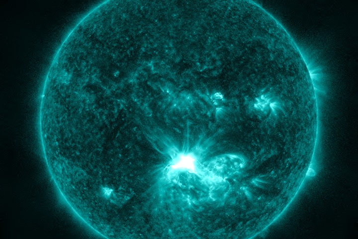The Sun Erupts - related image preview