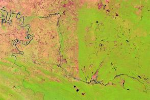Border Between Mexico and Guatemala - selected image