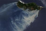 Madeira Wildfires