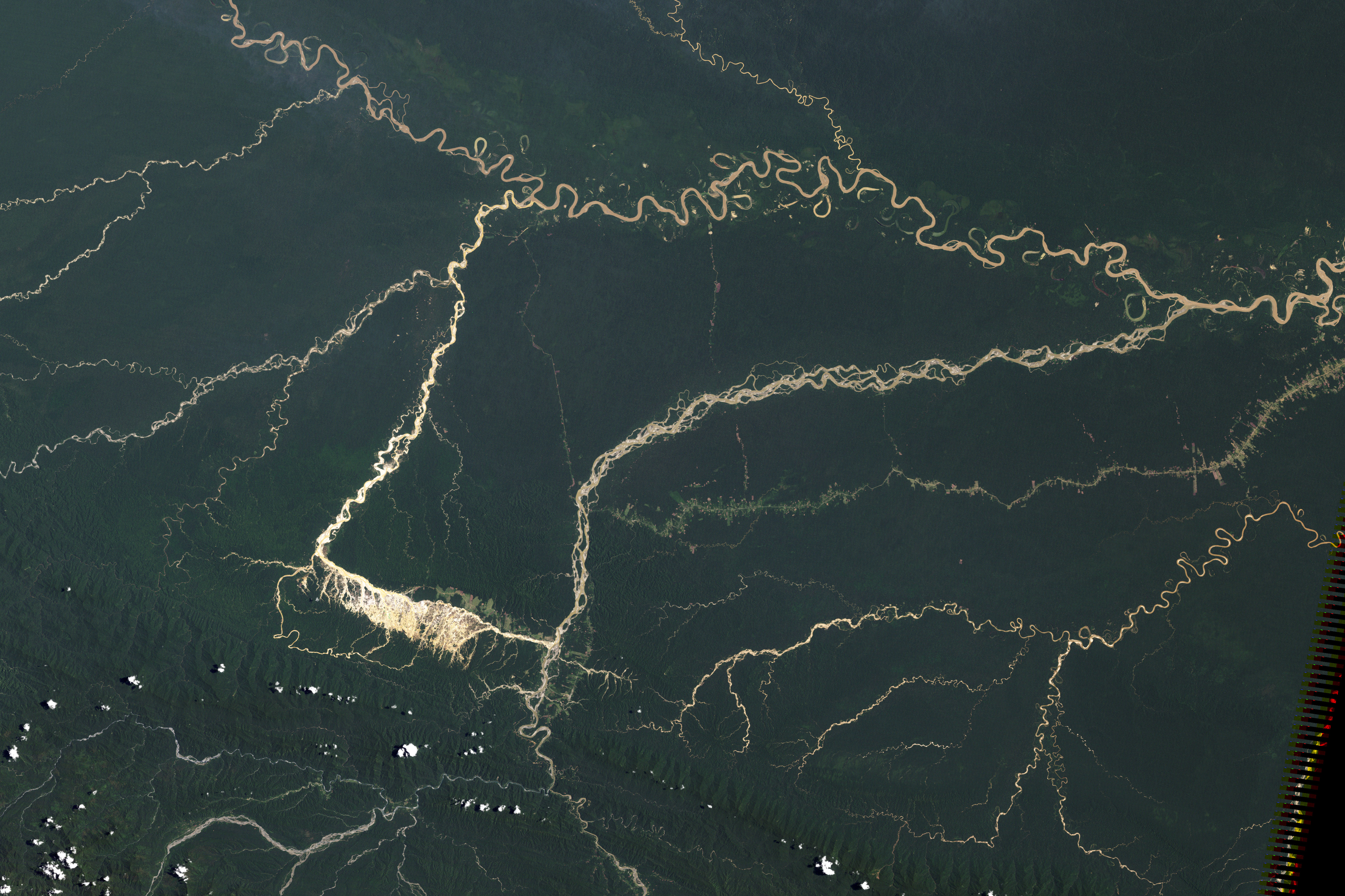 Gold Mining in the Peruvian Amazon - related image preview