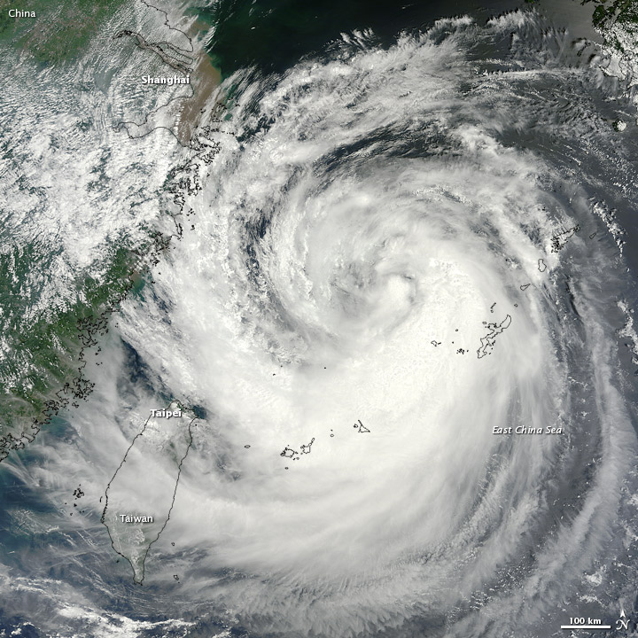 Typhoon Haikui