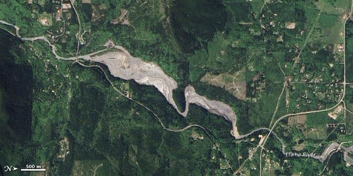 Restoration of the Elwha River