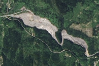 Restoration of the Elwha River