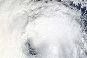 Tropical Storm Leslie