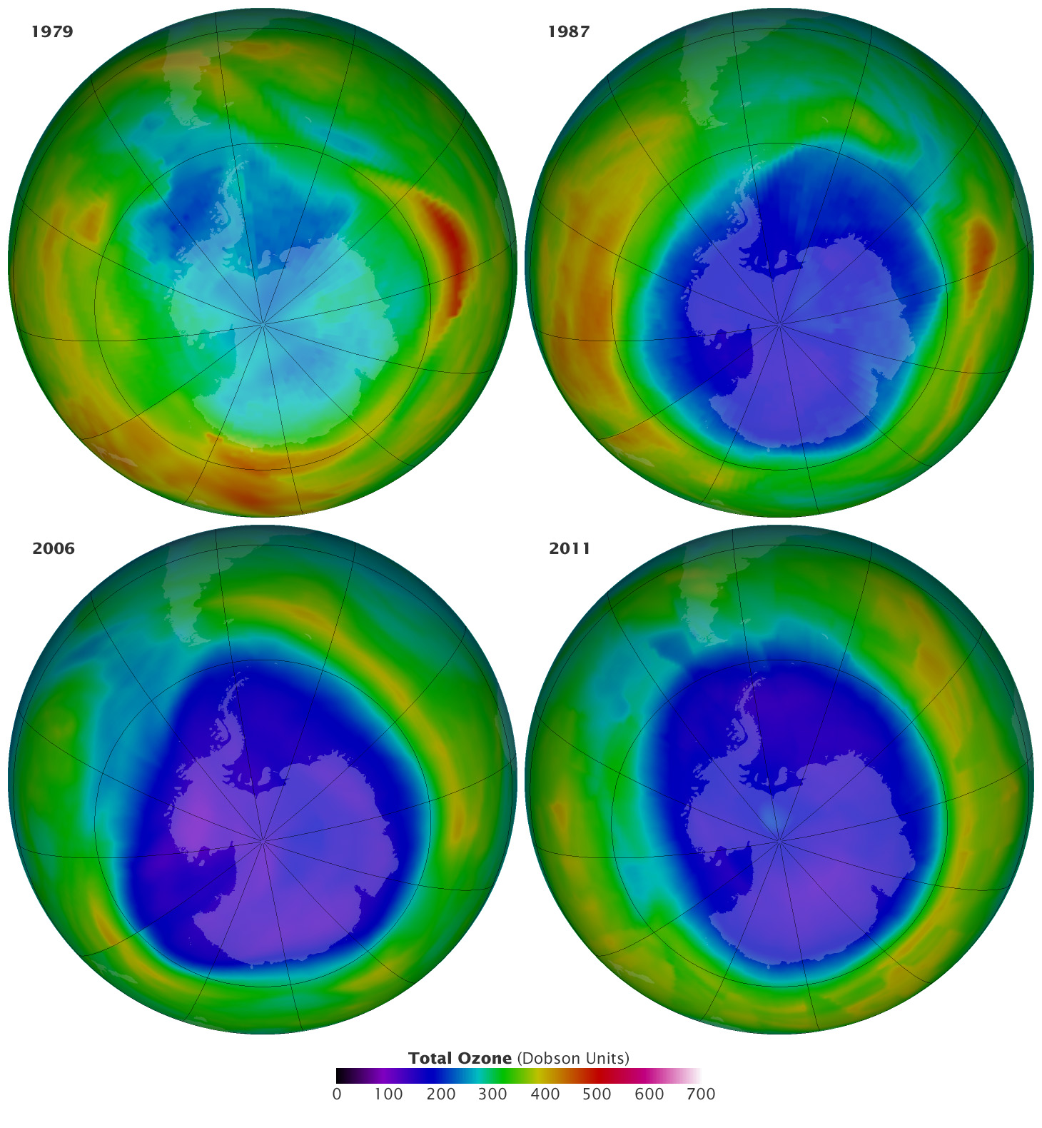 Watching the Ozone Hole Before and After the Montreal Protocol - related image preview