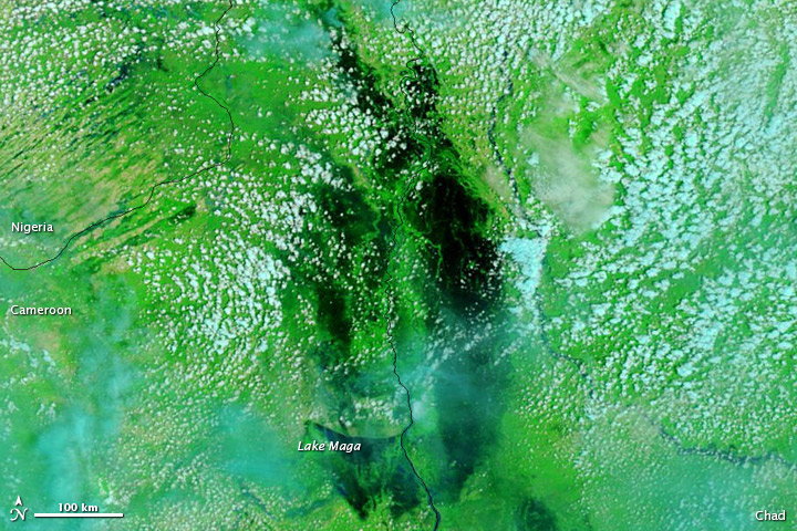 Flooding in Northern Cameroon