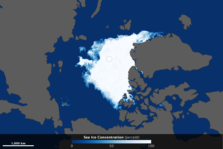 Visualizing the 2012 Sea Ice Minimum - related image preview