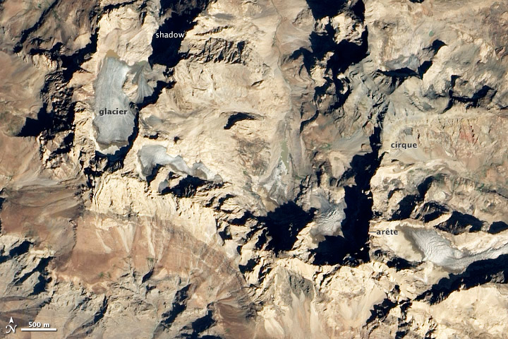 Turkish Glaciers