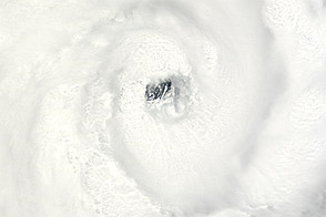 Tropical Cyclone Anais