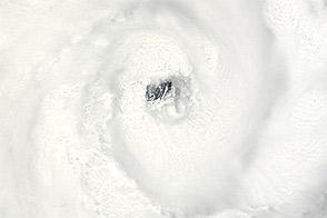 Tropical Cyclone Anais