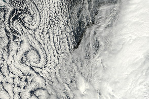 Prapiroon and Cloud Vortices