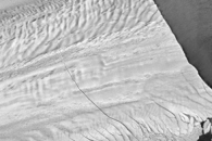 A Growing Rift in Antarctic Ice