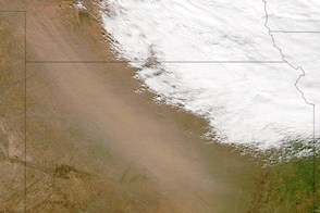 Dust Storm in the Great Plains
