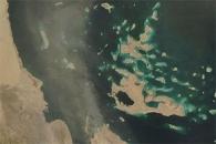 Dust Plumes off Eritrea