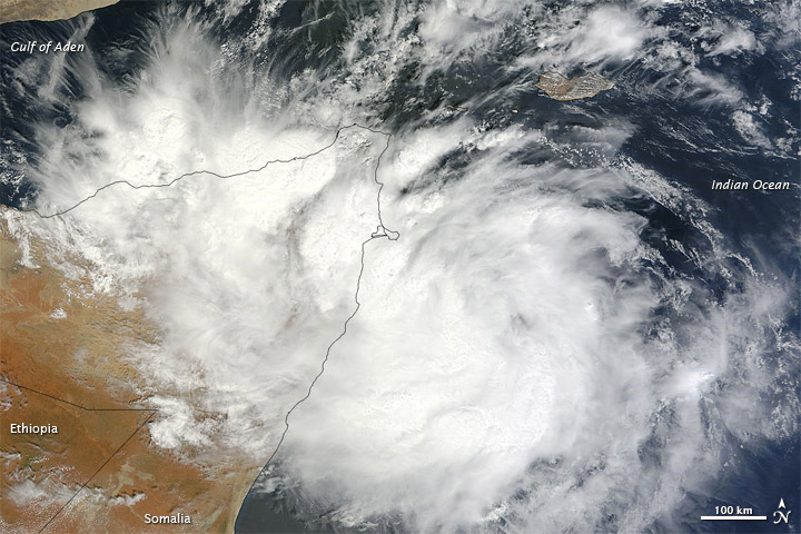 Tropical Cyclone Murjan