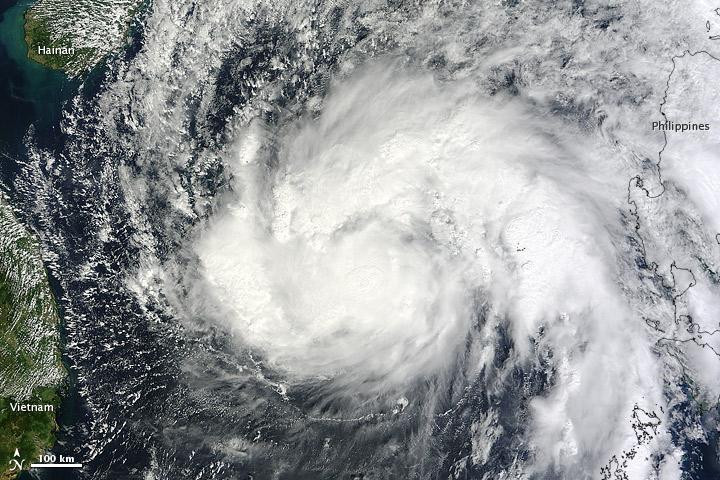Tropical Storm Son-tinh