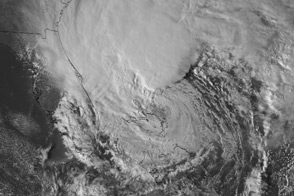 Hurricane Sandy Super Rapid Scan