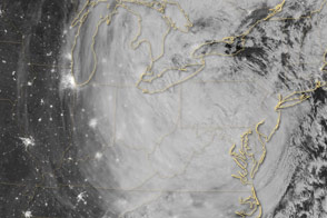 Sandy after Landfall - selected image