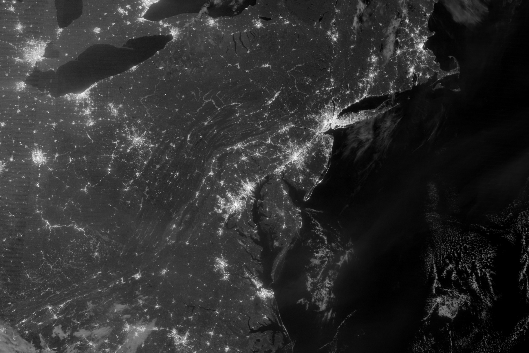 Blackout in New Jersey and New York - related image preview