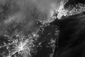 Blackout in New Jersey and New York - selected child image