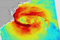 Comparing the Winds of Sandy and Katrina